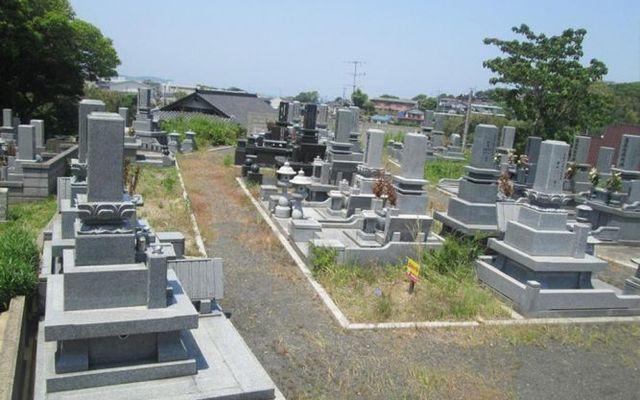 後田霊園の画像1
