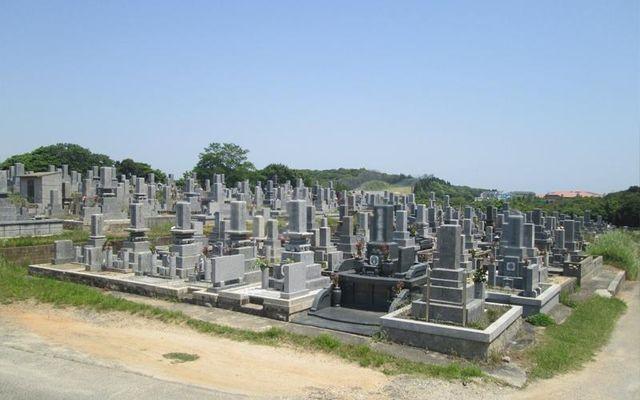 開公園墓地の画像3