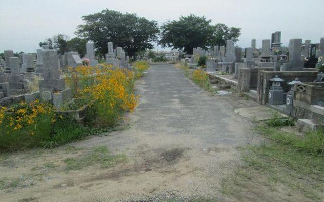源山墓地の画像1