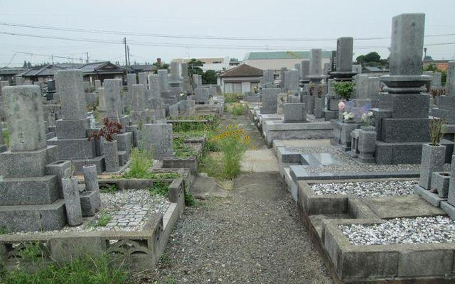 源山墓地の画像2
