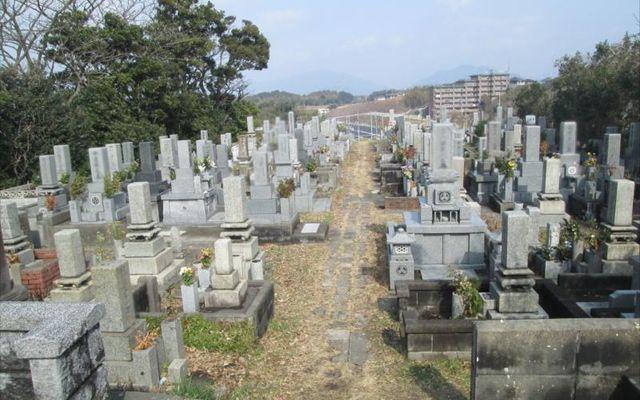 武久墓地の画像1