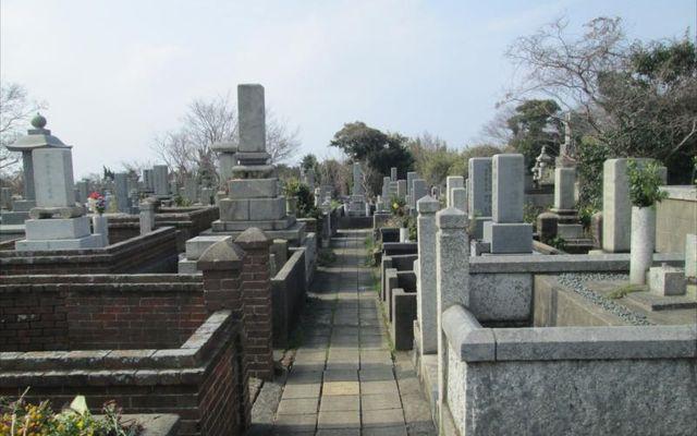 東部墓地の画像2