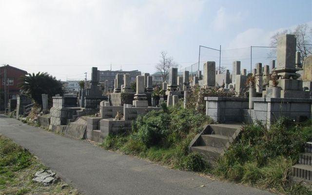 西部墓地の画像3