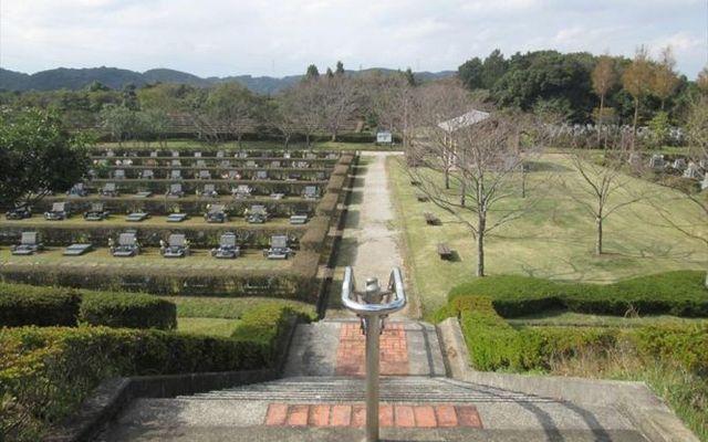 唐津市墓地公園の画像1