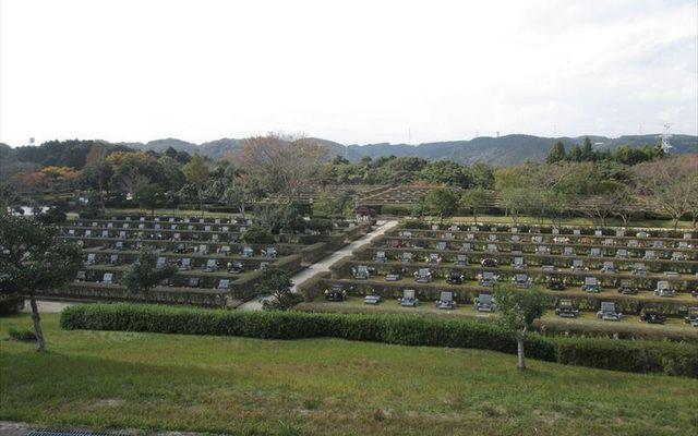 唐津市墓地公園の画像2