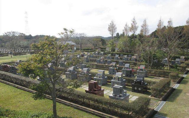 唐津市墓地公園の画像3
