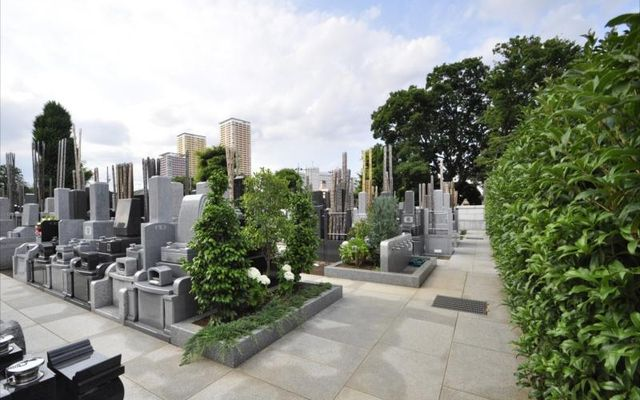 寛永寺谷中霊園の画像4