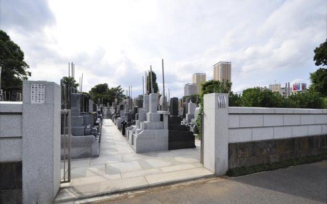 寛永寺谷中霊園の画像6