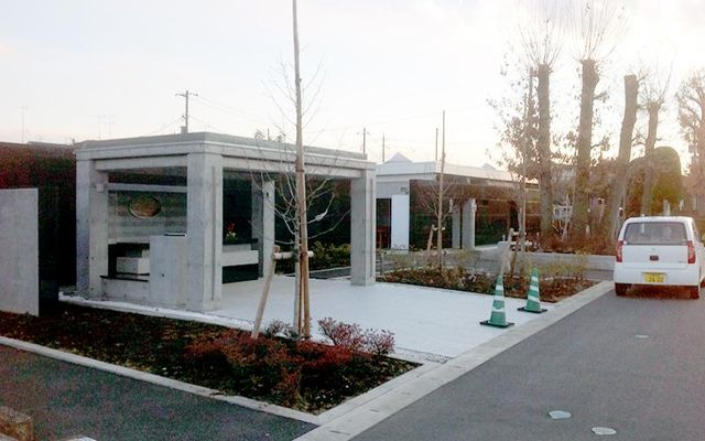 羽村市営富士見霊園の画像5