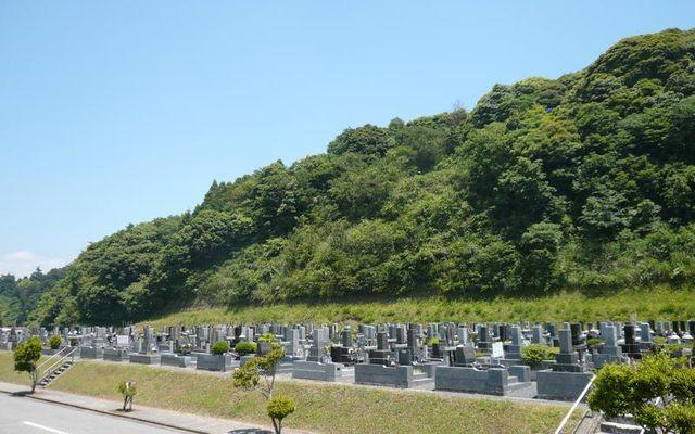 長南町営笠森霊園の画像3