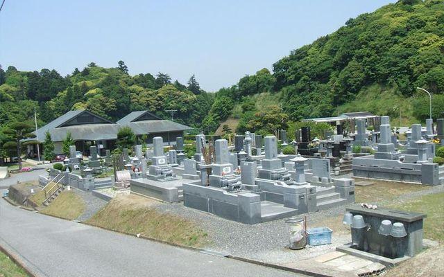 長南町営笠森霊園の画像4