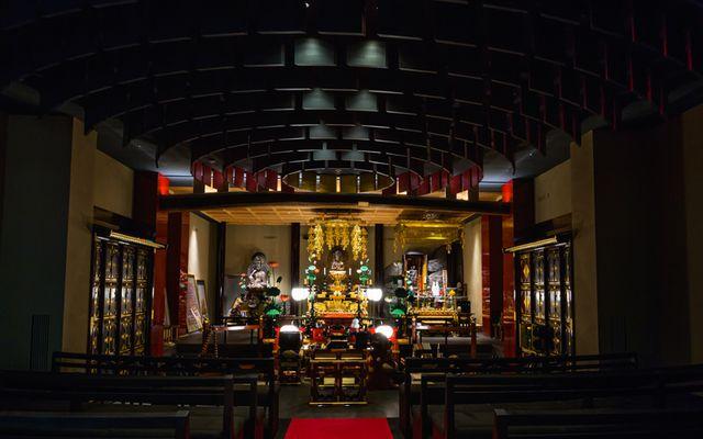 月輪山千光寺 月の廟庭の画像5