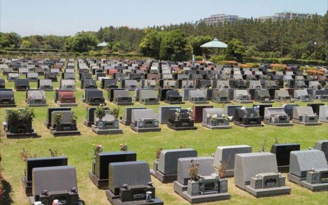 浦安市営浦安墓地公園の画像1