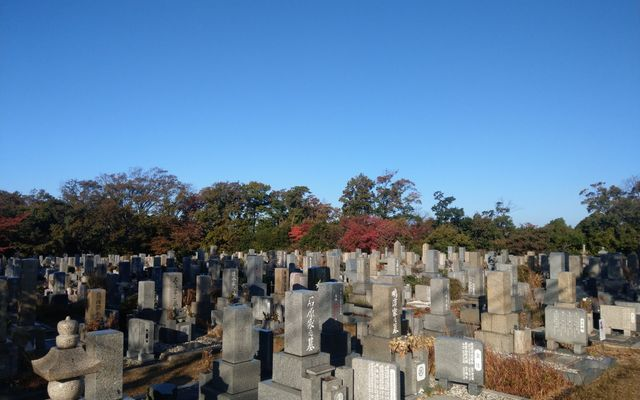 神戸市立舞子墓園の画像1