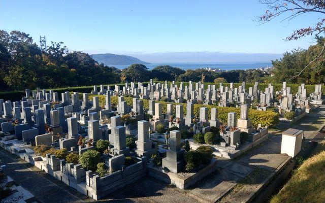 神戸市立舞子墓園の画像3