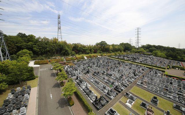 東京多摩霊園の画像7