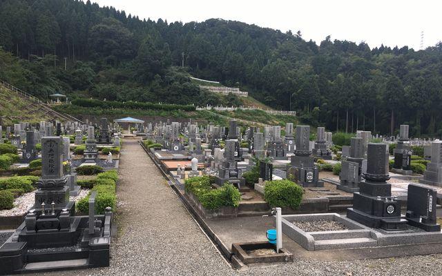 大安寺霊園の画像1