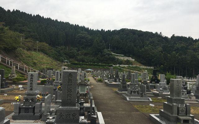 大安寺霊園の画像2