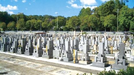 平和公園 永安寺墓地の画像2