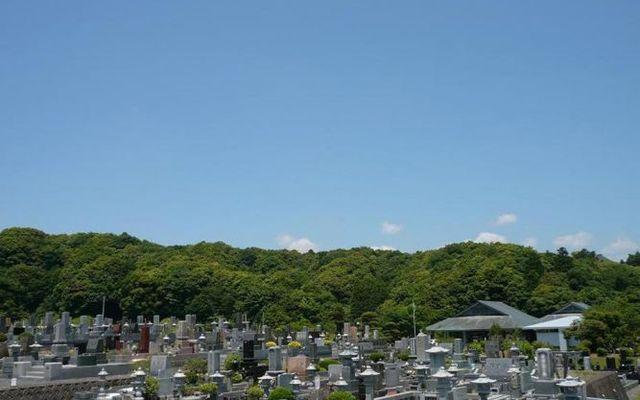 長南町営笠森霊園の画像1