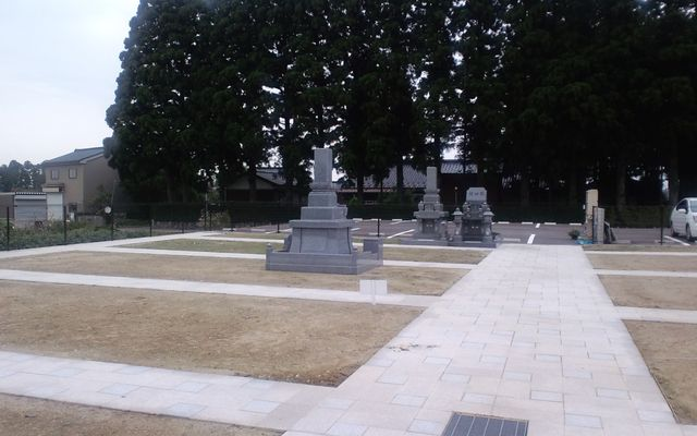 富山墓苑の画像3