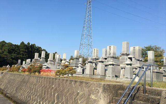 滑川市営 墓地公園の画像2