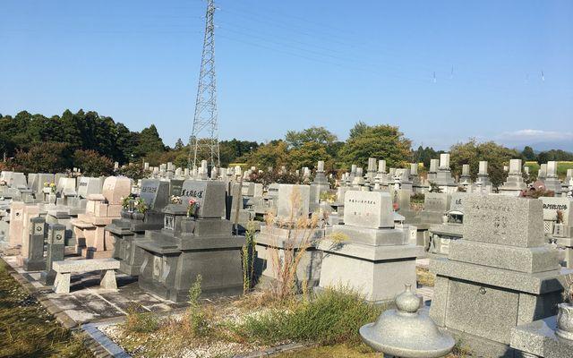 滑川市営 墓地公園の画像4