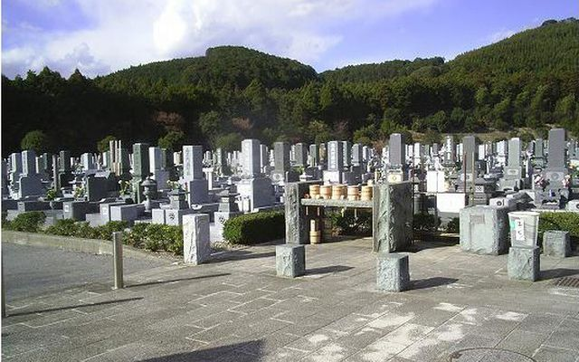 袖ヶ浦市営墓地公園の画像1