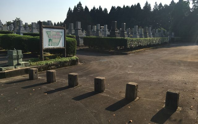 上市町墓地公園の画像3