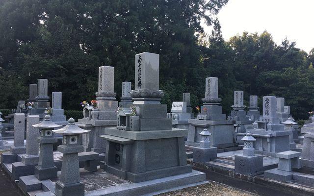 上市町墓地公園の画像4