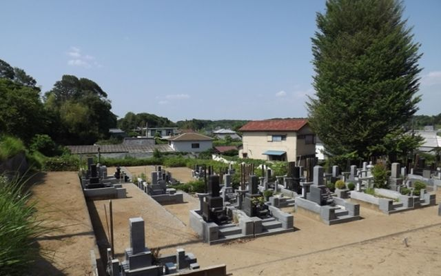 本覚寺霊園の画像1