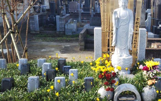 プレミアム茅ヶ崎 樹木葬墓地の画像1