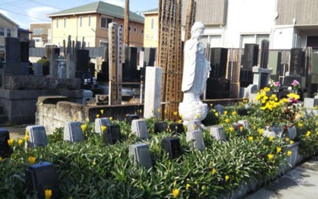 プレミアム茅ヶ崎 樹木葬墓地の画像2