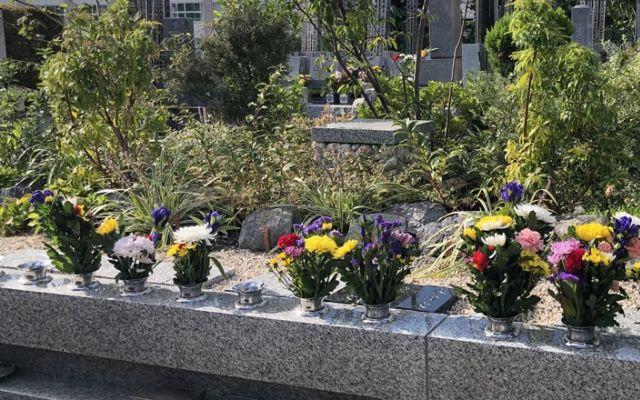 プレミアム東中野 樹木葬墓地の画像1