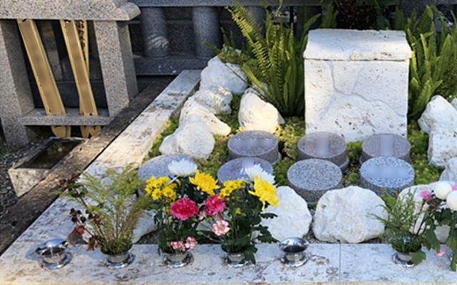 プレミアム湘南江ノ島樹木葬墓地の画像1