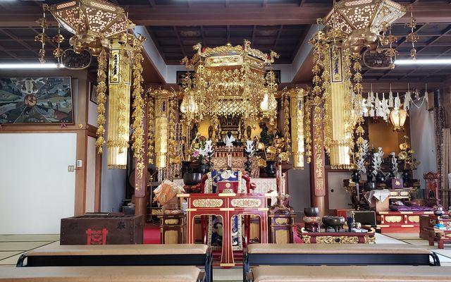 真清浄寺「神楽坂霊廟」の画像5