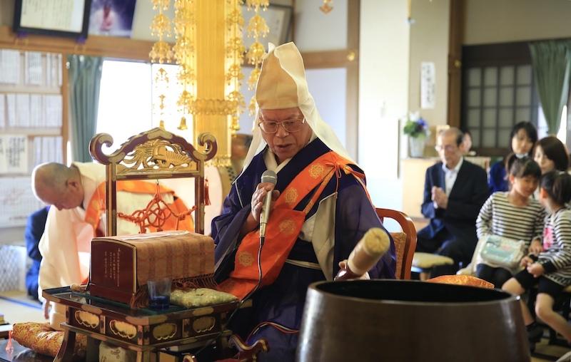 真清浄寺 六角堂「ひかり」の画像6