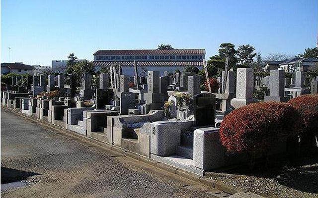 船橋市営習志野霊園の画像1