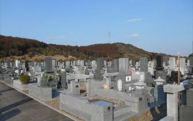 君津市営聖地公園墓地の画像1